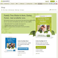 Family Tree Maker (by Ancestry.com) image