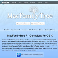 Mac Family Tree image