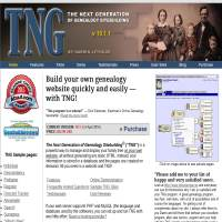 The Next Generation (TNG) of Genealogy Sitebuilding image